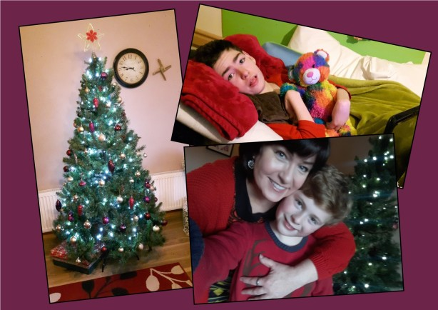 christmas blog collage