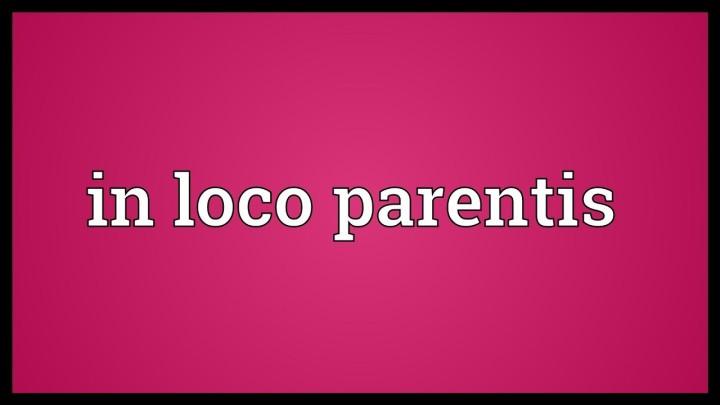 loco parentis pic
